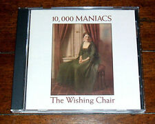 CD: 10,000 Maniacs - The Wishing Chair / Folk Natalie Merchant Scorpio Rising NM