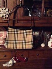 Women's Burberry Classic Nova Check Handbag