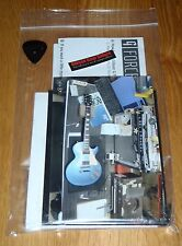 Gibson Les Paul Studio Case Candy Manual Warranty Wrench Cloth Guitar Parts HP