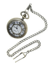 Deluxe Steampunk Pocket Watch Costume Accessories