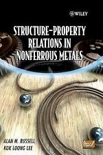 Structure-Property Relations in Nonferrous Metals by Kok Loong Lee, Alan...