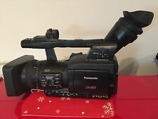 PANASONIC AG-HPX171E Camera recorder P2