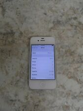 Apple iPhone 4 - 8GB - White (Sprint) Smartphone (55287-1 AR)