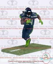 NFL Series 35 Beast Mode Marshawn Lynch Seattle Seahawks Exclusive McFarlane