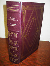 DAVID COPPERFIELD Charles Dickens FRANKLIN LIBRARY Classic ILLUSTRATED Fiction
