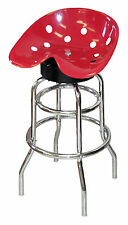Classic Tractor Seat Stool Available in JD Green, Ford Blue, CIH Red