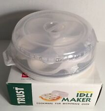 NEW Microwave Idli Maker By Trust New Sealed Package