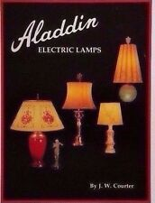 ALADDIN ELECTRIC LAMP VALUE GUIDE COLLECTORS REFERENCE BOOK