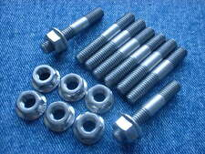 Honda CB750F Super Sport '75 - '78 Stainless Steel Exhaust Stud Set