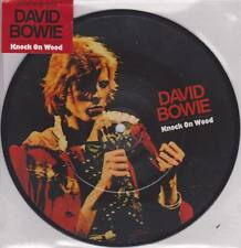 "David Bowie Knock on wood 7"" picture vinyl Limited Edition 2014 * rare"