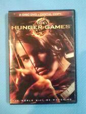 The Hunger Games DVD (2-Disc Set) & Ultraviolet & Game Code