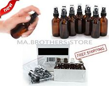 Glass Bottles For Essential Oils Essential Oil Glass Spray Bottles Amber 12 2 oz