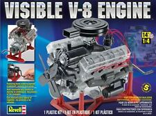 Revell 1/4 Visible V8 Engine # 08883