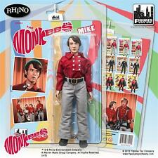 THE MONKEES RED BAND OUTFIT MIKE NESMITH 8 INCH ACTION FIGURE NEW FTC