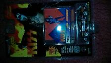 Kiss 1997 Gene Simmons Johnny Lightning Die Cast Race Car w/ #15 Card whole Band