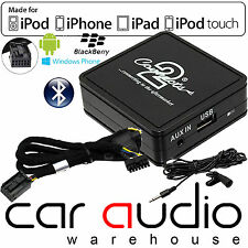 Citroen C4 2006 On Bluetooth Music Streaming Handsfree Car Kit AUX CTACTBT002