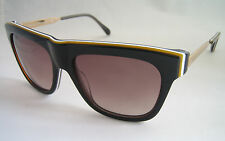MARC BY MARC JACOBS SUNGLASSES BLACK GOLD  MMJ 293 7V9 HA BNWT