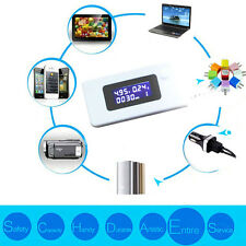 USB Charger Capacity Current Voltage Tester Meter for Phone Tablet Power Bank OZ