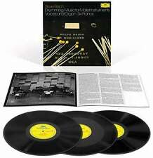 Steve Reich - Drumming Parti I-IV (Ltd 180g 3LP Scatola + MP3, Numerato)
