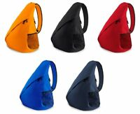 BagBase Universal Monostrap One Size Multi Colour 12 litre Bagpack Bottle Holder