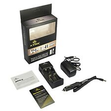 XTAR WP2 II BATTERY CHARGER 10440 14500 14650 15270 16340 17670 18650 18700