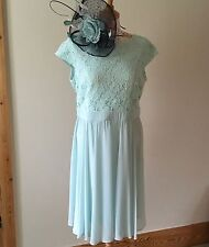 Minuet Petite Wedding Outfit Size 14 With New Jacques Vert Fascinator
