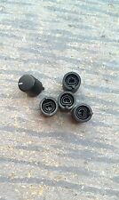 VW Monsoon Jetta Golf Passat GTI Radio Knob SET 2001 2002 2003 2004 2005 OEM J9