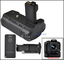 Battery Grip for Canon 450D 500D 1000D BG-E5 with dial