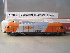 Fleischmann n hermosas diesel digital DCC 726002 RTS