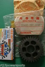 Honda OEM Mainshaft Fifth 5th 32T Main Gear NOS 23491-292-030 CL450 CB450 CB500