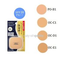 "From JAPAN Kanebo media Moist fit pact Powder Foundation ""Refill"" / Color OC-C1"
