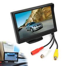 """5"""" inch 800*480 Car TFT LCD Digital Color Monitor Display Screen Camera Hot"""