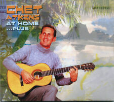 chet atkins - at home plus 9  digipak CD