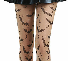 Bat, Moon & Stars - Pamela Mann Tights