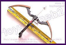1:6 scale HOT TOYS VGM16 Resident Evil 4 ADA WONG CROSSBOW
