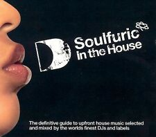 Soulfuric In The House (3 CD Set) DJ House Music Remixes