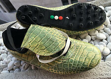 Scarpa Calcio artigianale COCCO AG_Nr41-Uk7-Us7.5_no nike adidas puma