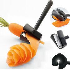Frucht Sharpener Gemüse Sparschäler Gemüsespitzer Gurken Karotten mit Griff Neu