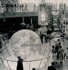Exposition BRUXELLES 1958 - Pavillon de France - Div 2466