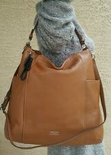 MINT COACH park BROWN hobo purse crossbody LEATHER TOTE 31323 handbag satchel