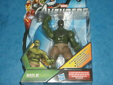 """Marvel Comics THE AVENGERS: THE INCREDIBLE HULK (4"""" Action Figure) Movie Series"""