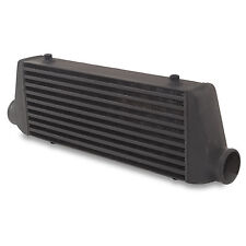 440x175x65 BLACK EDITION TURBO FMIC FRONT MOUNT INTERCOOLER FOR VW GOLF POLO GTI
