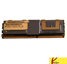 8GB(2X4GB) FOR HP/COMPAQ PROLIANT BL680C G5 DL160 G5 DL380 G5 DL580 G5 ML370 G5
