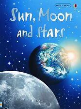 Usborne Beginners: Sun, Moon & Stars by Stephanie Turnbull c2006 NEWnHardcover
