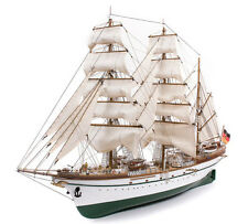 OcCre GORCH FOCK Wood Model Ship Kit