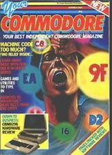 Your Commodore 84 Magazines in PDF Format for PC and some ereaders on a disc