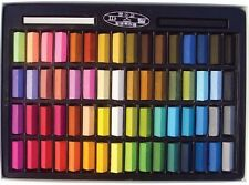 Mungyo Pastel Soft Drawing Art Set 64 Colors Set Square Chalk Made in Korea