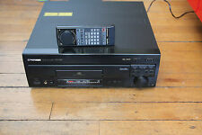Pioneer CLD 2950 PAL NTSC Laserdisc Flagship Model Modèle Phare LD Player