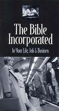 The Bible Incorporated  Paperback