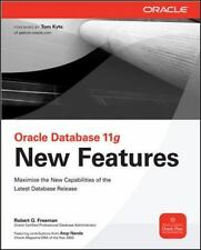 Oracle Database 11g New Features (Oracle Press)-ExLibrary